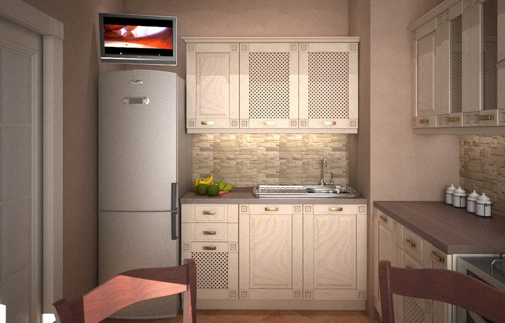 Визуализация квартиры в Москве