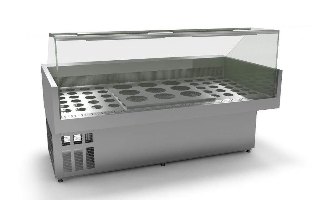 Коллекция 3Д моделей для ресторанов