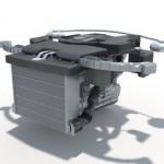 Презентация 3D модели двигателя