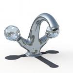 3D презентация модели смесителя