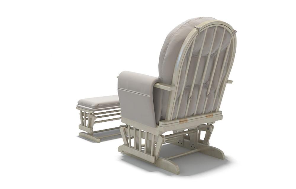 3d моделирование кресла для кормления детей