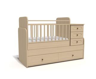 3д моделирование детских кроваток для интернет магазина