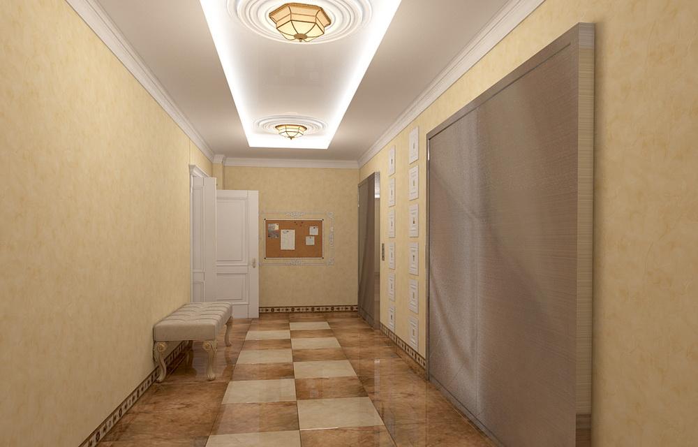 3d визуализация интерьера дома
