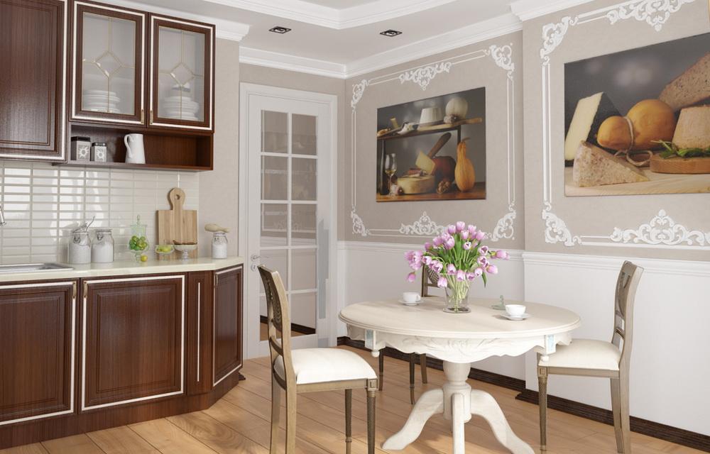 визуализация интерьера квартиры