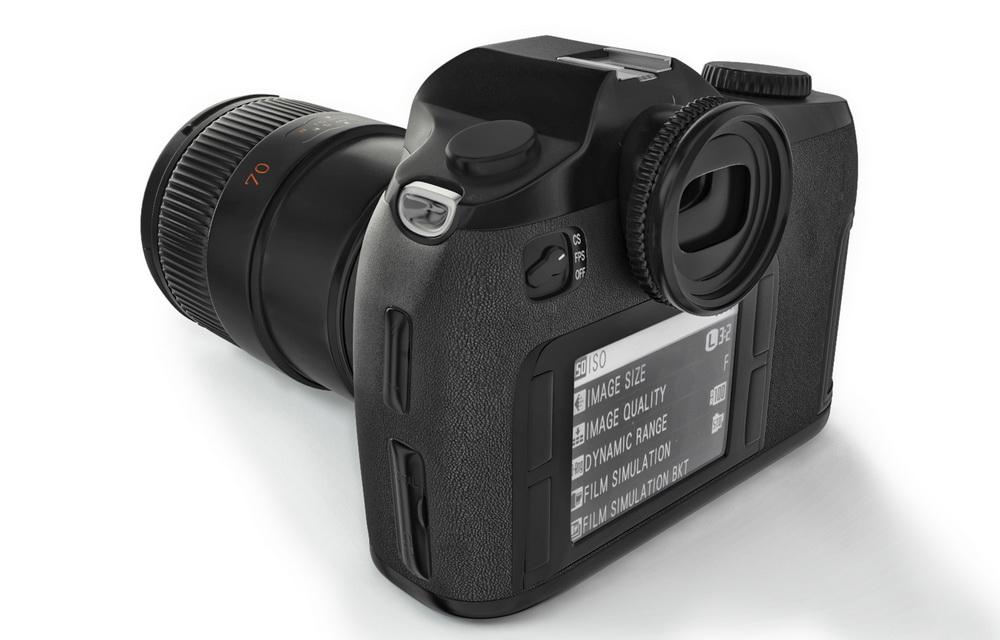 3d моделирование фотоаппарата