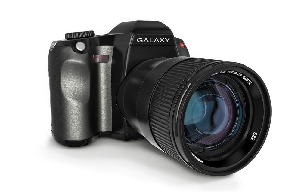 моделирование и визуализация фотоаппарата