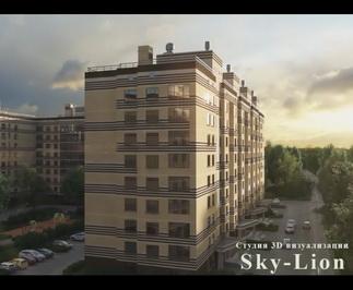 Рекламный видеоролик ЖК