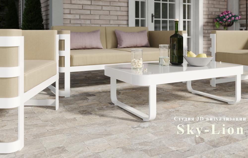 3d моделирование мебели