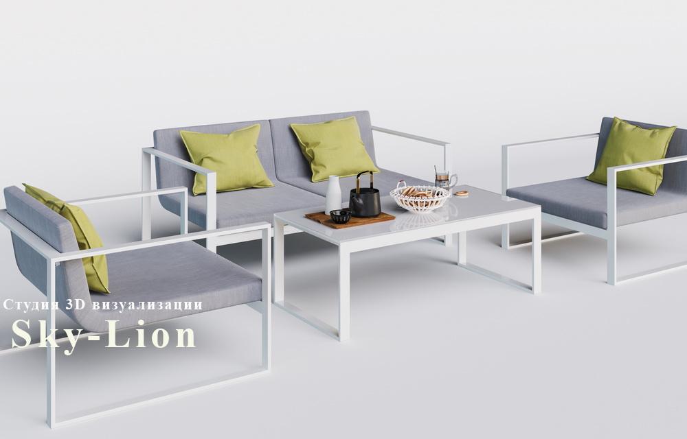 моделирование мебели