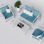 3d визуализация мебели